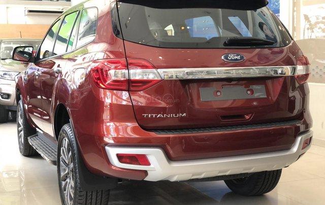 Ford Everest Bi-Turbo 2020 giảm 90tr tiền mặt + PK chính hãng, đủ màu giao ngay tận nơi3
