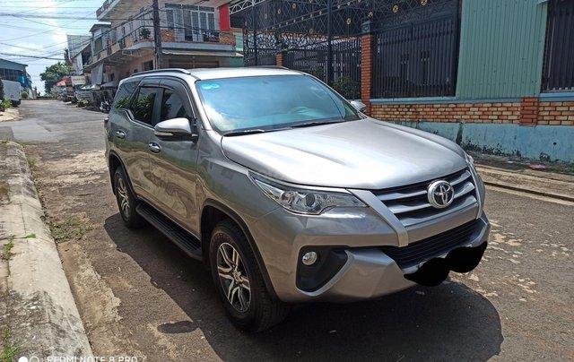 Bán xe Toyota Fortuner đời 2017, màu bạc, còn mới, giá tốt 879 triệu đồng1