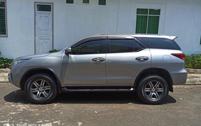 Bán xe Toyota Fortuner đời 2017, màu bạc, còn mới, giá tốt 879 triệu đồng5