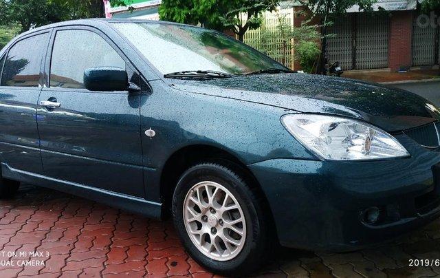 Cần bán Mitsubishi Lancer 1.6AT màu xanh, cuối năm 2003 (model 2004), chính chủ, odo 192.000km, BS Vũng Tàu0