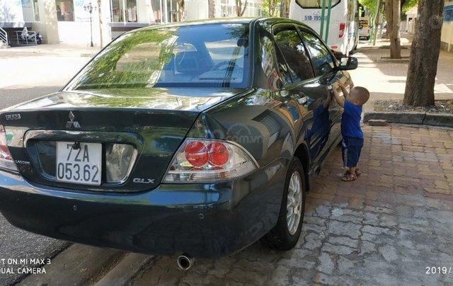 Cần bán Mitsubishi Lancer 1.6AT màu xanh, cuối năm 2003 (model 2004), chính chủ, odo 192.000km, BS Vũng Tàu1