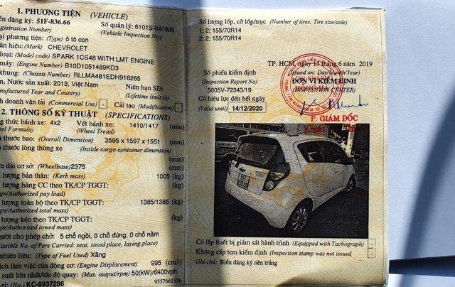 Cần bán Chevrolet Spark gia đình, biển 9 nút4