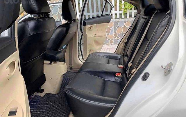 Bán ô tô Toyota Vios 1.5E sản xuất năm 2017, màu trắng còn mới, giá 383tr3