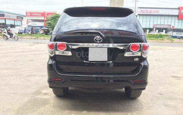 Xe Toyota Fortuner 2.5G máy dầu, sản xuất 20153
