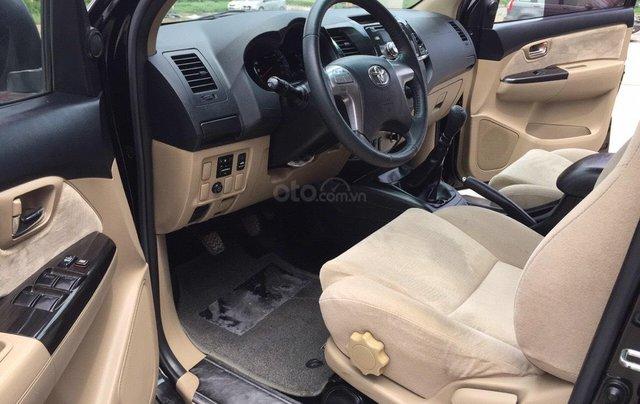 Xe Toyota Fortuner 2.5G máy dầu, sản xuất 20156