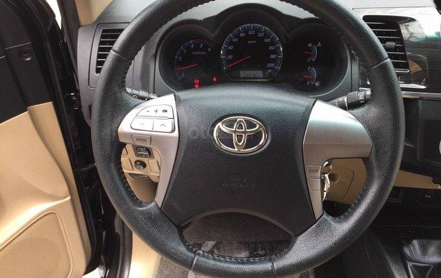 Xe Toyota Fortuner 2.5G máy dầu, sản xuất 20155