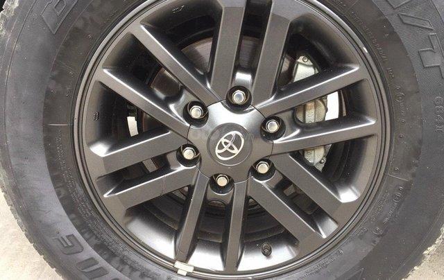 Xe Toyota Fortuner 2.5G máy dầu, sản xuất 20154