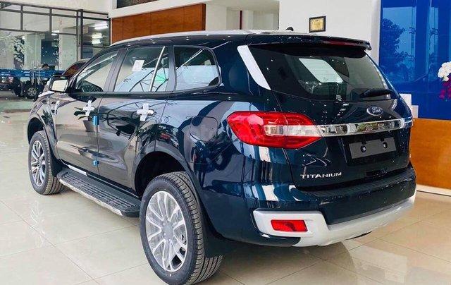 Ford Everest 2020 giảm giá kịch sàn tặng nhiều phụ kiện giá trị5
