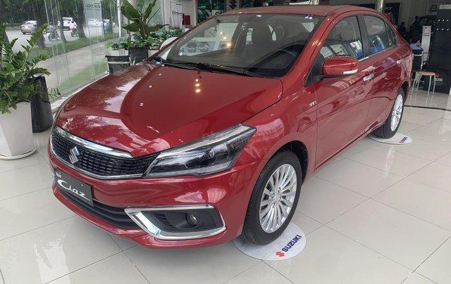 Thông số kỹ thuật xe Suzuki Ciaz 2020 nhập Thái mới nhất hiện nay2