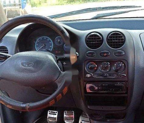 Cần bán xe Daewoo Matiz SE 2001, màu bạc7