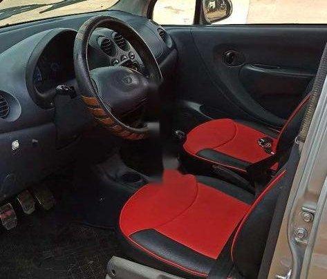 Cần bán xe Daewoo Matiz SE 2001, màu bạc5