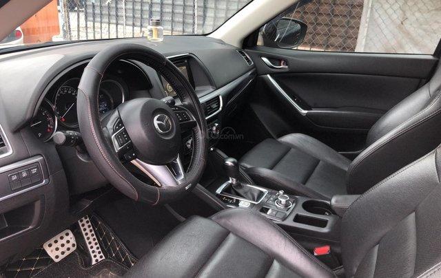 Bán gấp Mazda CX 5 sản xuất năm 2017, xe đẹp mới long lanh2