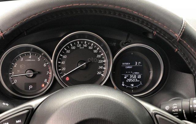 Bán gấp Mazda CX 5 sản xuất năm 2017, xe đẹp mới long lanh3