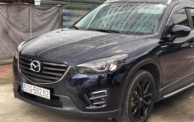 Bán gấp Mazda CX 5 sản xuất năm 2017, xe đẹp mới long lanh4