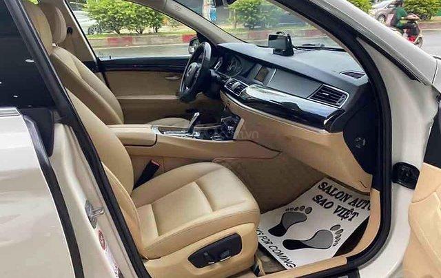 Bán BMW 5 Series 528i GT Luxury sản xuất năm 2014, màu trắng, nhập khẩu còn mới2