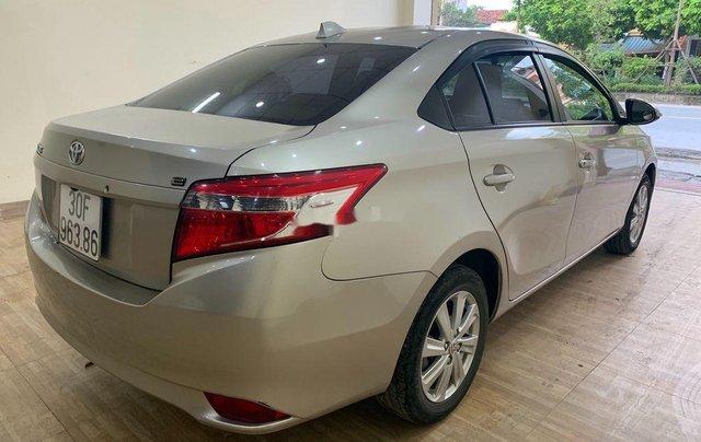 Bán Toyota Vios sản xuất năm 2016, máy mới chạy 5 vạn km2