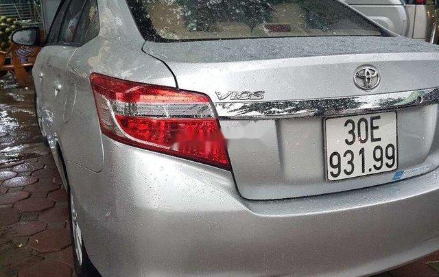 Bán xe Toyota Vios năm sản xuất 2017, màu bạc11