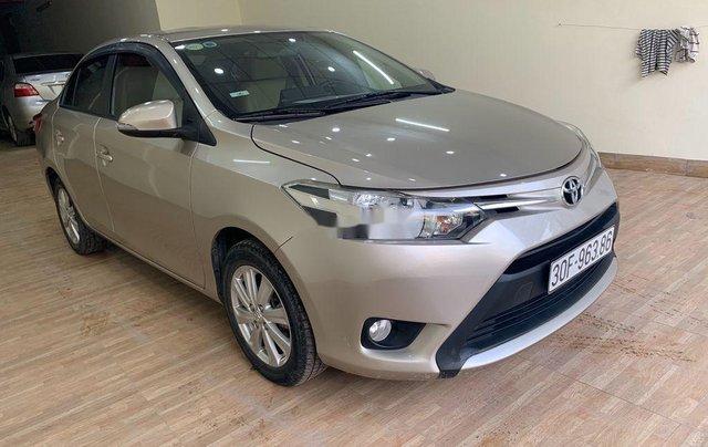 Bán Toyota Vios sản xuất năm 2016, máy mới chạy 5 vạn km1