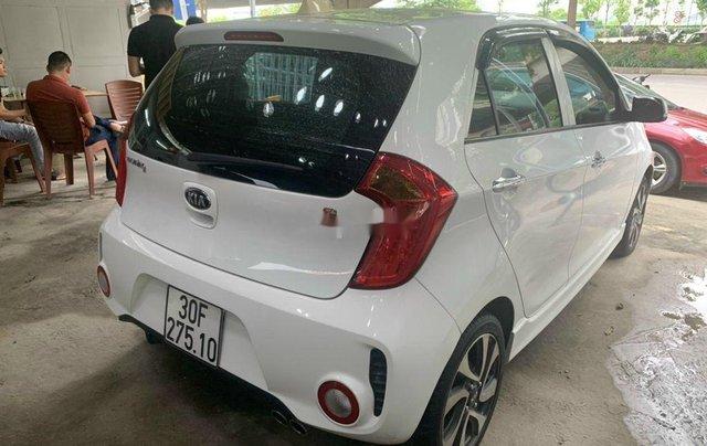 Bán xe Kia Morning sản xuất năm 2018, màu trắng chính chủ, 342tr1