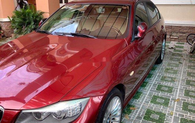 Chính chủ bán xe BMW 3 Series 320i năm sản xuất 2011, màu đỏ2