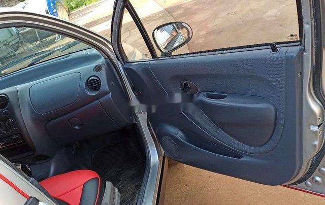 Cần bán xe Daewoo Matiz SE 2001, màu bạc9