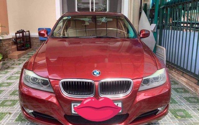 Chính chủ bán xe BMW 3 Series 320i năm sản xuất 2011, màu đỏ7
