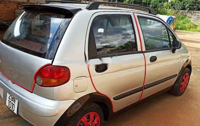 Cần bán xe Daewoo Matiz SE 2001, màu bạc3