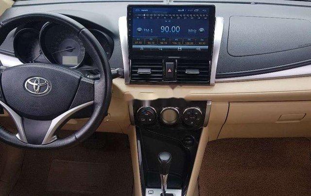 Bán xe Toyota Vios năm sản xuất 2017, màu bạc9