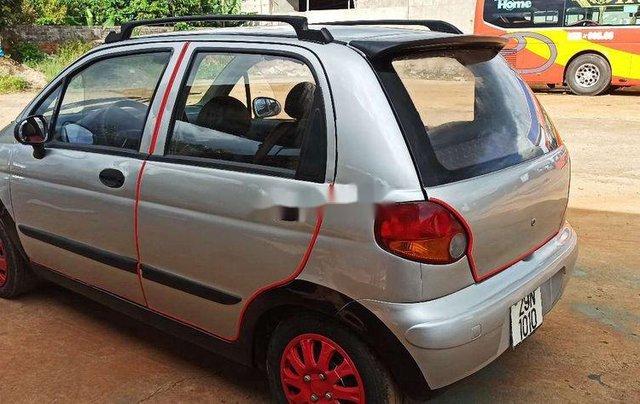 Cần bán xe Daewoo Matiz SE 2001, màu bạc2