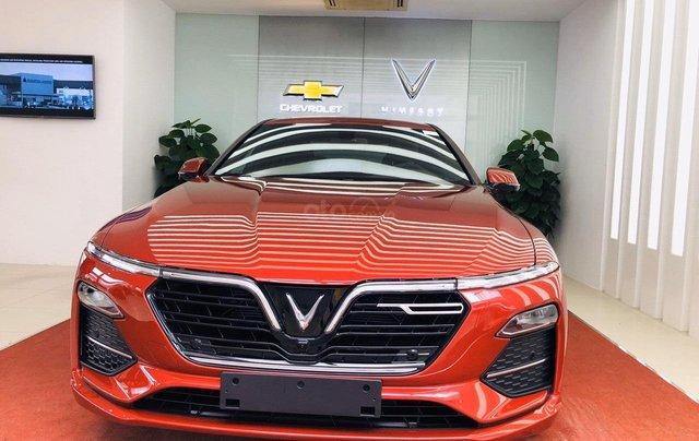 LUX A2.0 2020 cao cấp, hỗ trợ ngân hàng 90%, nhận xe từ 92 triệu đồng0