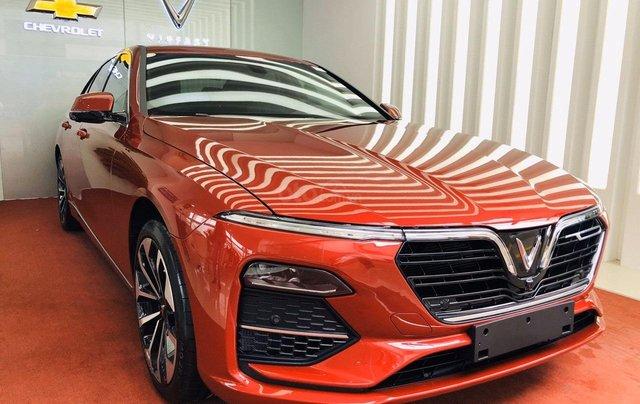 LUX A2.0 2020 cao cấp, hỗ trợ ngân hàng 90%, nhận xe từ 92 triệu đồng1