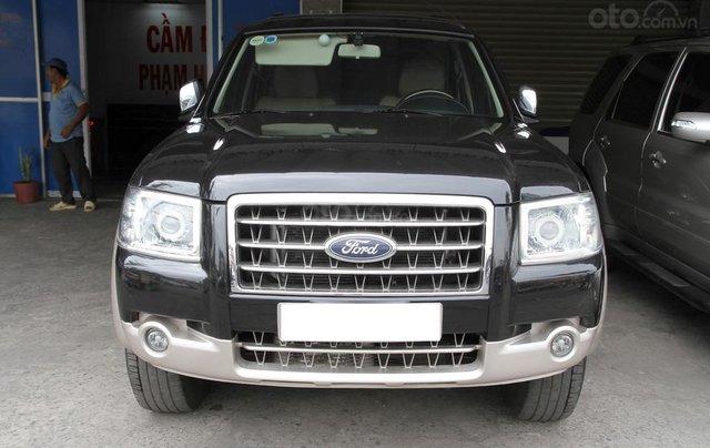 Bán Ford Everest 2.5L 4x2 MT 2008 - 335 triệu0