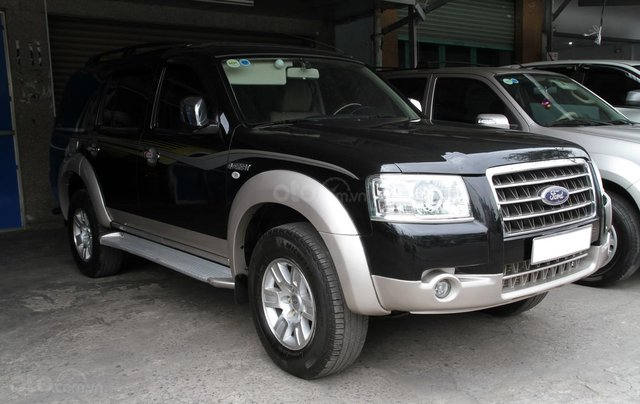 Bán Ford Everest 2.5L 4x2 MT 2008 - 335 triệu1