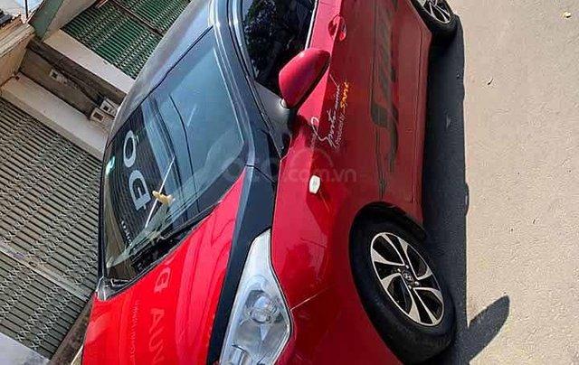 Cần bán lại xe Hyundai Grand i10 1.0 MT Base sản xuất năm 2014, màu đỏ 0