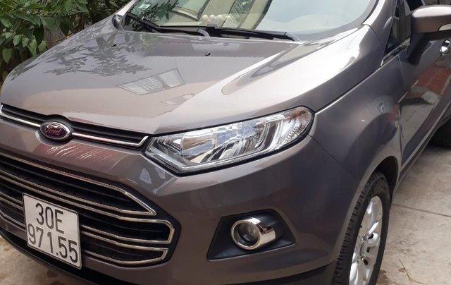 Bán Ford EcoSport sản xuất 2017, xe gia đình, đi giữ gìn1