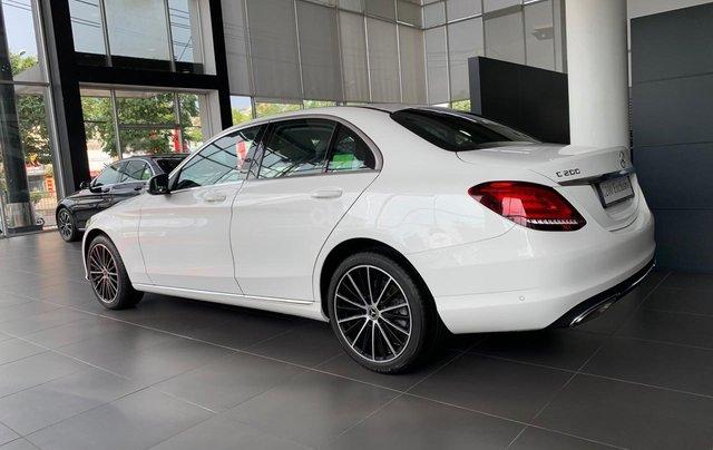 Mercedes C200 Exclusive trẻ trung - Năng động, xe sang giá tốt - Ưu đãi thuế2