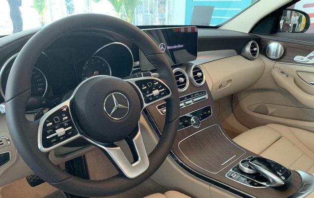 Mercedes C200 Exclusive trẻ trung - Năng động, xe sang giá tốt - Ưu đãi thuế6