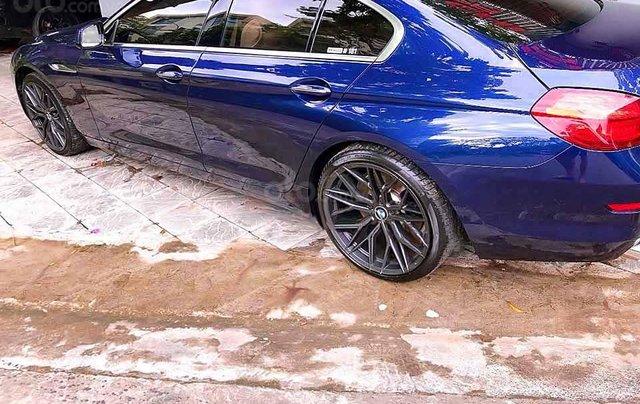 Cần bán xe BMW 6 Series 640i 2013, màu xanh lam, xe nhập0