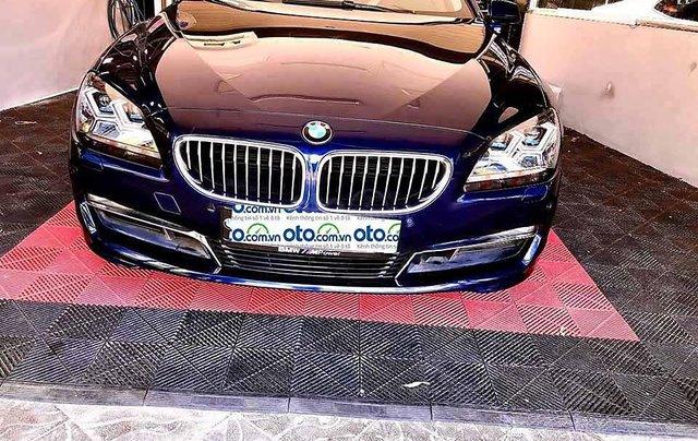 Cần bán xe BMW 6 Series 640i 2013, màu xanh lam, xe nhập4