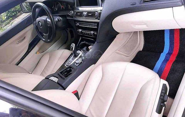 Cần bán xe BMW 6 Series 640i 2013, màu xanh lam, xe nhập2
