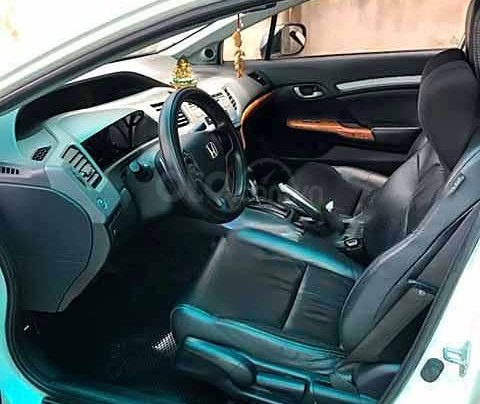 Bán xe Honda Civic 2.0 AT sản xuất năm 2013, màu trắng  2