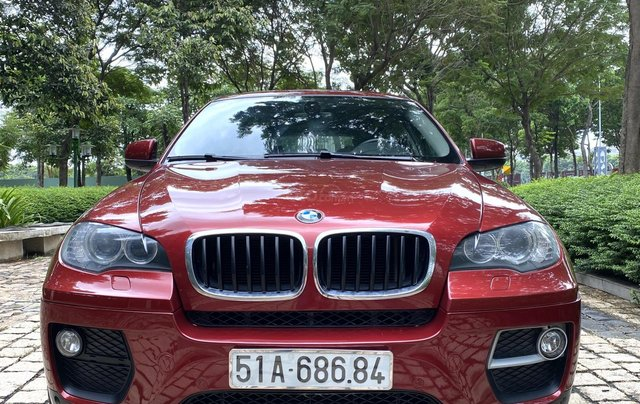 BMW X6 iDriver 35i Twin Turbo Power 3.0 - 20130