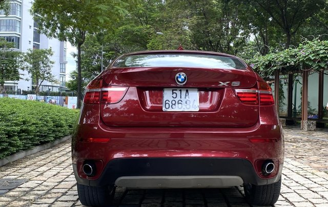 BMW X6 iDriver 35i Twin Turbo Power 3.0 - 20132