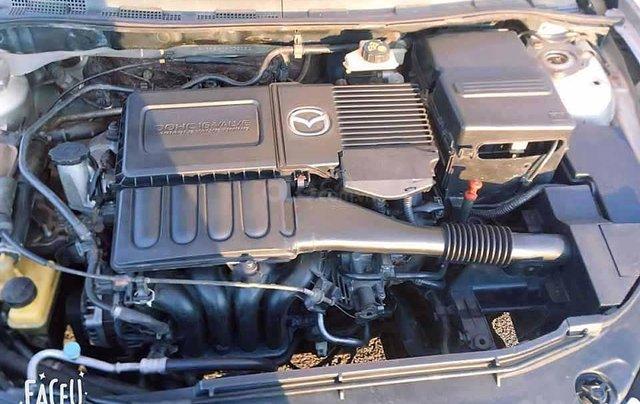 Cần bán Mazda 3 2004, màu bạc, nhập khẩu nguyên chiếc còn mới1