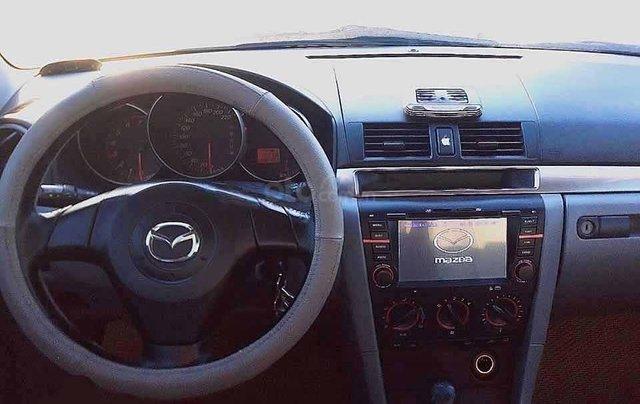 Cần bán Mazda 3 2004, màu bạc, nhập khẩu nguyên chiếc còn mới4