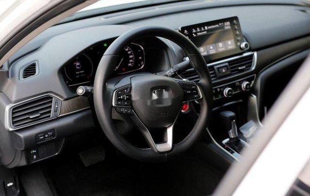 Bán Honda Accord sản xuất năm 2020, màu trắng, nhập, dòng xe đẳng cấp10