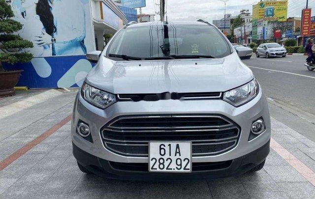 Bán Ford EcoSport đời 2016, màu bạc, giá 455tr0