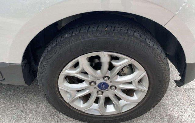Bán Ford EcoSport đời 2016, màu bạc, giá 455tr10