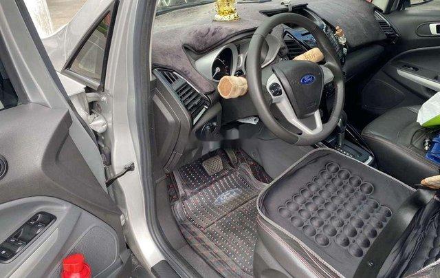 Bán Ford EcoSport đời 2016, màu bạc, giá 455tr5