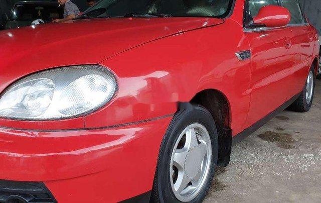 Bán xe Daewoo Lanos năm sản xuất 2000, màu đỏ5